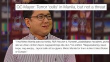 Bautista confirms terror cells in Manila but not a threat