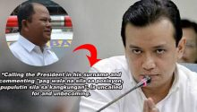 Guardians to Trillanes