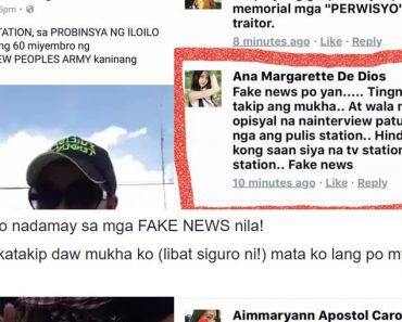 Iloilo reporter fought back troll with a dose of her own medicine