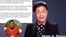 Ira Panganiban torches Maria Ressa of Rappler