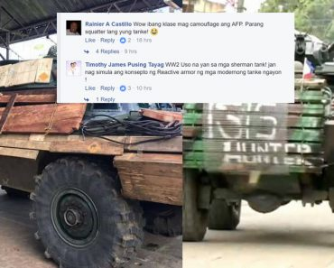 Philippine Simba tank draws ridicule on social media