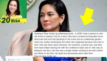 Hontiveros supporters regrets voting for her