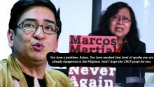 Bruce Rivera versus Raissa Robles