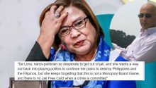 Canadian political scientist slams de Lima anew