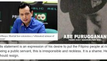 Former Scout Ranger slams Trillanes following 'whimsical misuse of power' statement