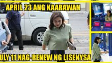 Leni Robredo draws flak for late renewal of drivers license