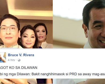 Atty Bruce Rivera responds to issues raised against Duterte, Patricia Bautista