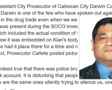 Atty Darwin Canete banned on Facebook