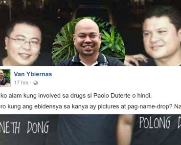La Salle prof on photo of Paolo Duterte with Kenneth Dong