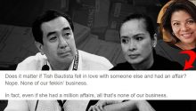 Netizen to Comelec Chairman Bautista