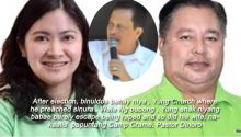Pastor Dinoro speaks the truth against Parojinogs