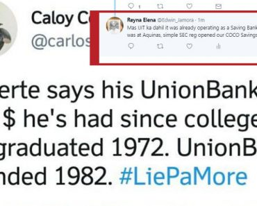 Fil-Am blogger refutes Union Bank founded in 1982