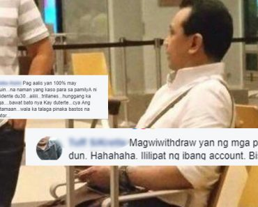 Trillanes in Sinapore sparks speculation on social media