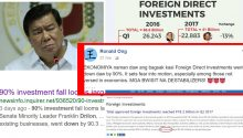 Drilon fake news