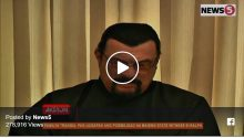 Steven Seagal calls Duterte very good President