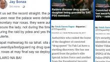 Jay Sonza on police escorts of daughter of drug queen