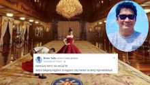Erwin Tulfo defends Isabelle Duterte