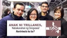 Trillanes children vaccinated with dengvaxia