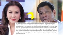 Korina Sanchez calls Duterte hot air