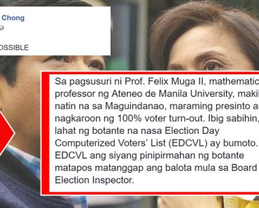 Marcos-Robredo election protest update