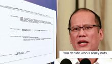 Pnoy's psychiatric exam result