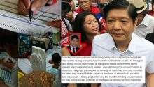 Glenn Chong explains pre-shading of votes