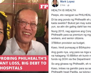 Philhealth missing funds explained