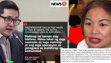 Bam Aquino versus Trixie Cruz-Angeles