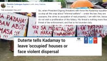 Duterte on KADAMAY
