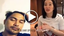 Funny Kris Aquino video