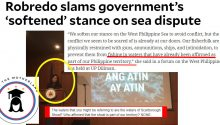 Leni Robredo fake news