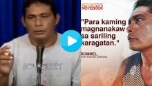 Pinoy fisherman speaks up on encounter with Chinese Coast Guards