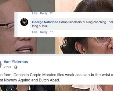 Pnoy indicted by Ombudsman Morales