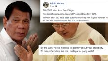 open letter to Soc Villegas CBCP
