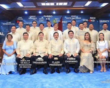 class picture of 17th Congress