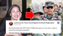AFP Chief of Staff Galvez