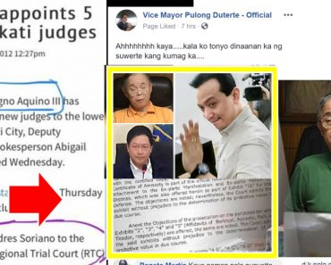 Judge Andres Soriano fact