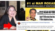 Mar Roxas and Yolanda missing funds
